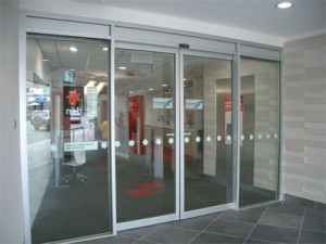 Ensure functional precision entrances to banks office blocks municipal buildings hospitals and shops etc with sliding and automatic doors ... & Automatic Swing Doors u0026 Sliding Doors Installation u0026 Repairs