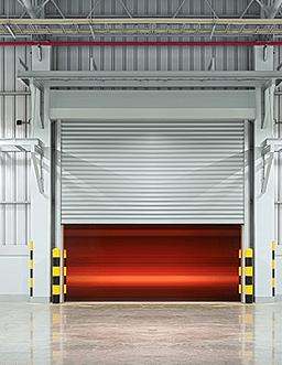 Fire Resistant Roller Shutter Doors