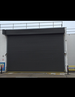 Insulated Roller Shutter Doors